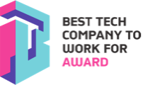 Best Tech Company to Work For 2019 Logo