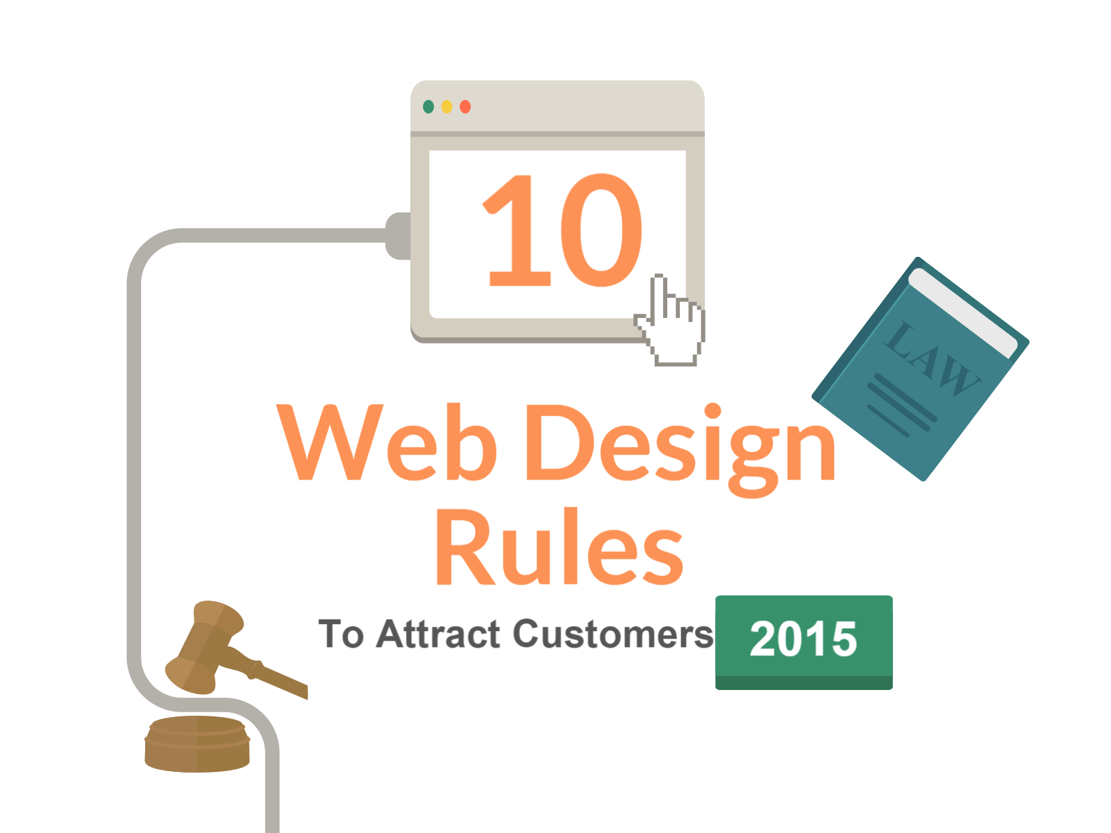 a Picture about 10 Web Design Rules
