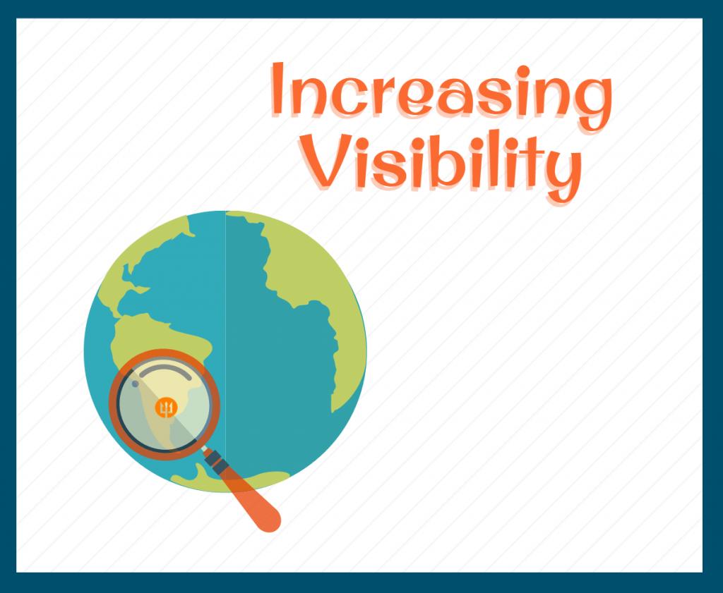 Increasing Visibility