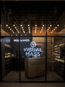 visual mass