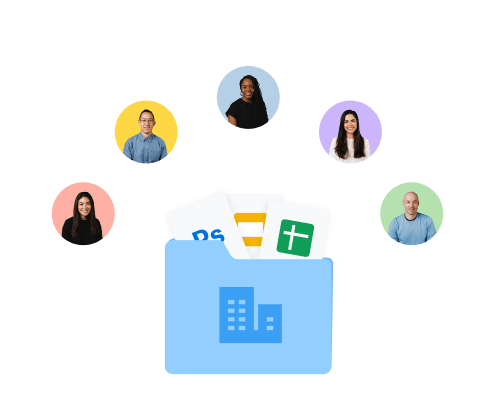 All your team's documents in one place