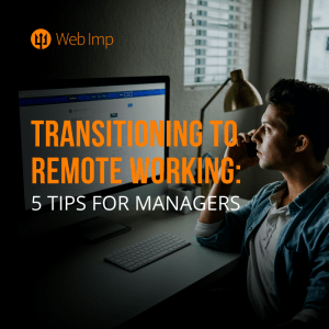 remote working tips for managers