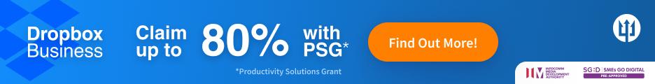 dropbox PSG grant
