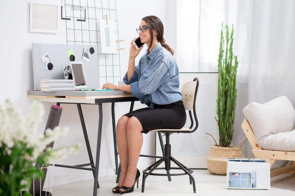 remote work employee productivity